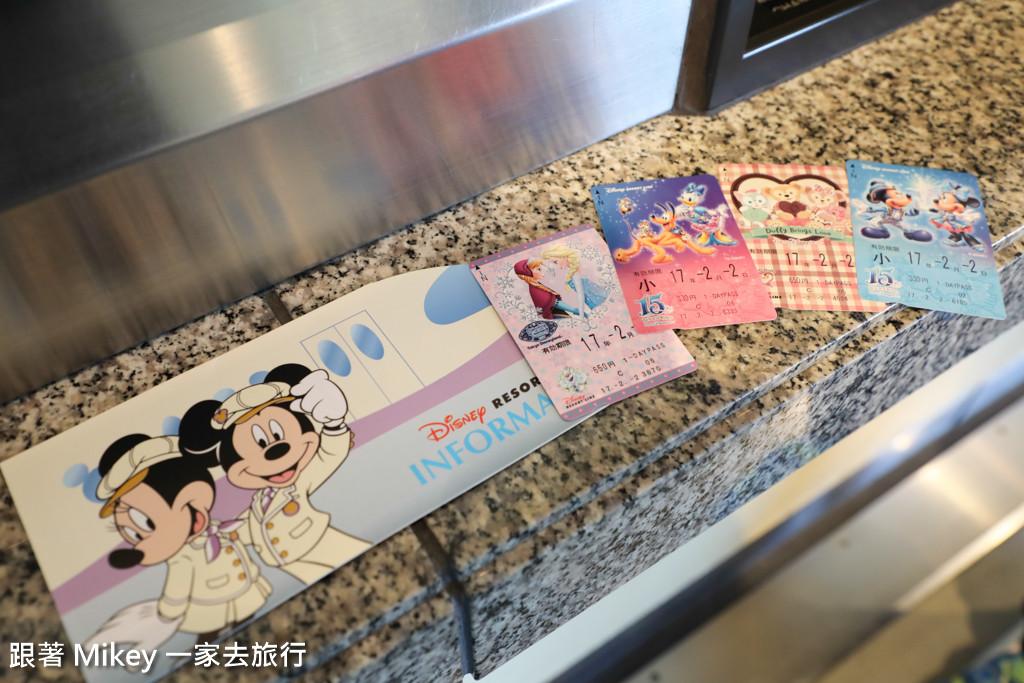 跟著 Mikey 一家去旅行 - 【 舞浜 】迪士尼單軌列車 - 白天篇