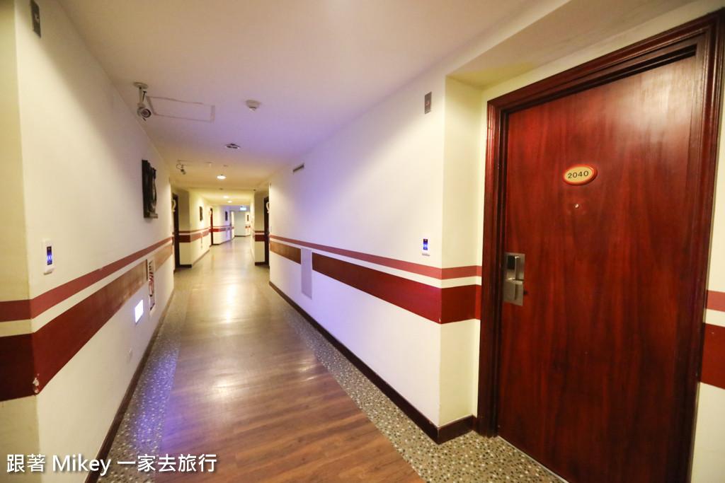跟著 Mikey 一家去旅行 - 【 恆春 】墾丁福華渡假飯店 - 房間篇