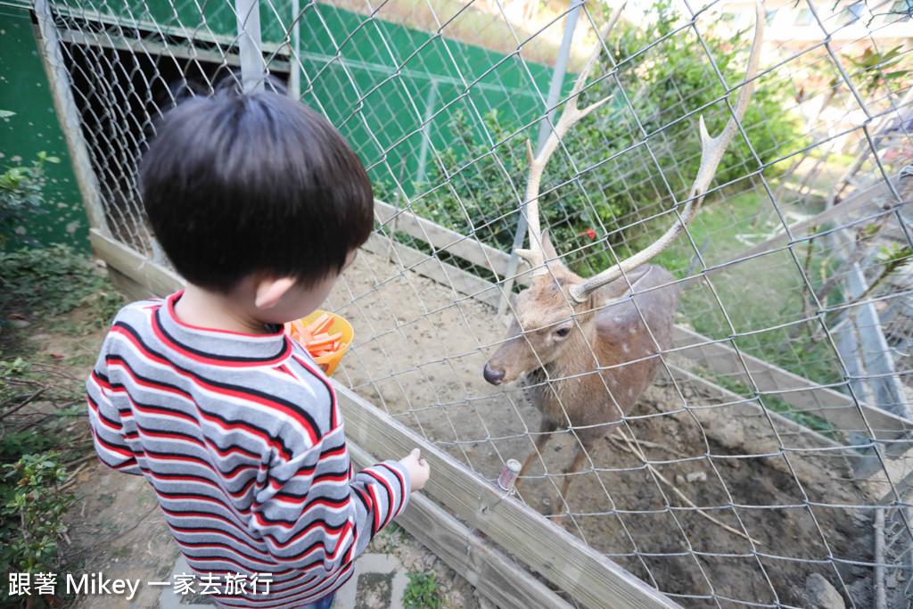 跟著 Mikey 一家去旅行 - 【 恆春 】墾丁福華渡假飯店 - 鹿園篇